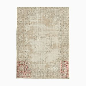 Turkish Multicolor Hand Knotted Wool Vintage Carpet For Sale At Pamono