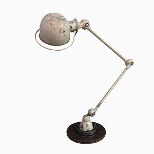 Lampe de Bureau Réglable Vintage Industrielle par Jean-Louis Domecq pour Jieldé