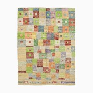 Multicolor Decorative Handwoven Flatwave Large Kilim Carpet