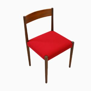 Dänischer Palisander Stuhl von Poul M. Volther für Frem Røjle
