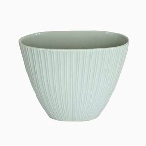 Vase en Porcelaine par Trude Petri pour KPM Berlin, 1947
