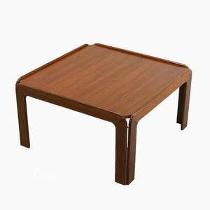 Teak Danish Coffee Table, 1960s