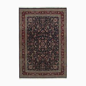 Multicolor Anatolian Handwoven Antique Large Oushak Carpet