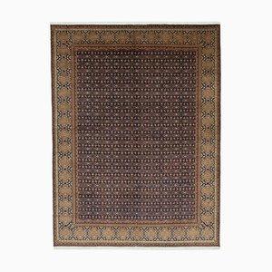 Multicolor Oriental Handwoven Antique Large Oushak Carpet