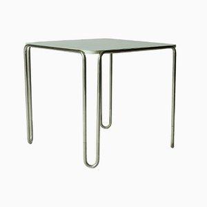 Modell B10 Tisch von Marcel Breuer für Thonet