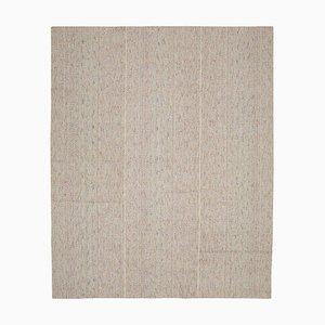 Multicolor Handmade Wool Flatwave Kilim Carpet