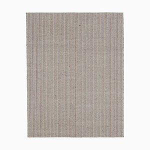Multicolor Hand Knotted Wool Flatwave Kilim Carpet