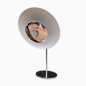 Lámpara de escritorio italiana de Ferricio Rezzonico & Lorenzo Carmellini para E. Tronconi, años 70