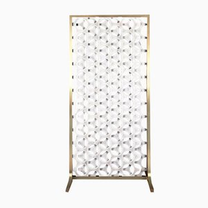Medium Moiré Screen by Paolo Ulian for Bufalini Marmi