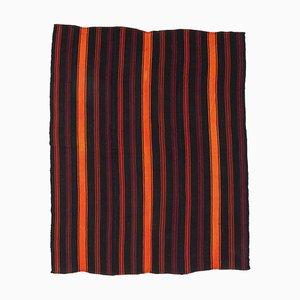 Oriental Antique Hand Konotted Tribal Wool Vintage Kilim Carpet
