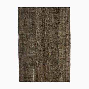 Oriental Traditional Handmade Tribal Wool Vintage Kilim Carpet