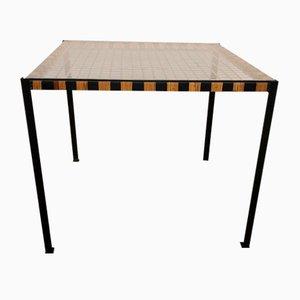 Tavolino quadrato, Italia, anni '50