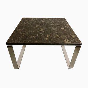 Mid-Century Oil Slate Coffee Table from Draenert, 1960s