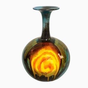 Keramikvase von Hutschenreuther, 1970er