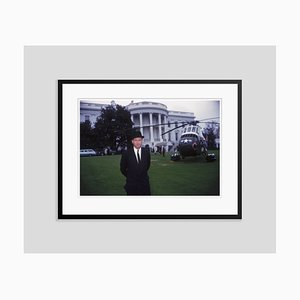 Slim Aarons, Chief of Protocol Oversize C Print Framed in Black