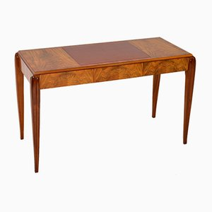 Vintage Art Deco Writing Table or Desk from McIntosh