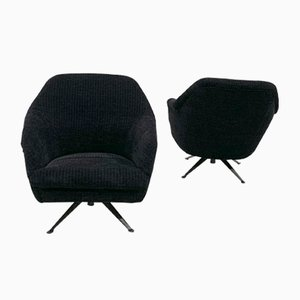 Model P32 Lounge Chairs by Osvaldo Borsani, 1950s, Set of 2