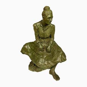 Skulptur aus Terrakotta
