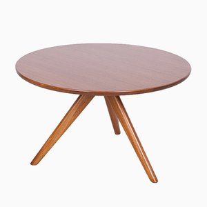 Mid-Century Beech and Teak Coffee Table from G-Plan, 1960s