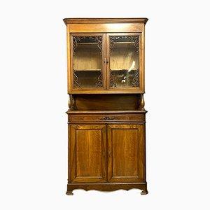 Restoration Period Mahogany Salon Cupboard, 1815