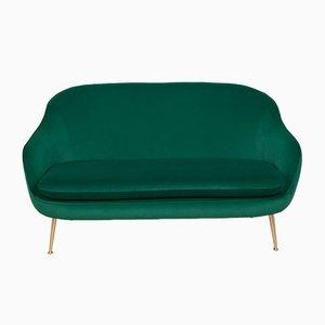 Italienisches Mid-Century Sofa, 1970er