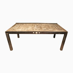 Industrial 20th-Century Dining Table, 1990s