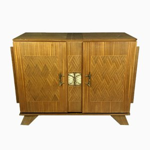 Inlaid Mahogany Buffet, 1960s