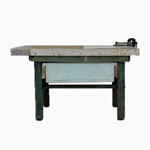 Table de travail, années 40