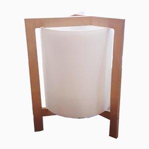 Murano Glass Table Lamp from Foscarini, 1970s