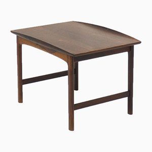 Mid-Century Rosewood Side Table by Folke Ohlsson for Tingströms