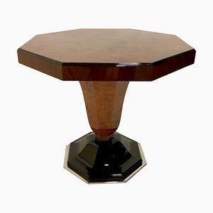 Table d'Appoint Art Déco, France, 1930s
