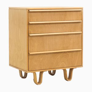 Mid-Century CB05 Birch Series Chest of Drawers by Cees Braakman for Pastoe