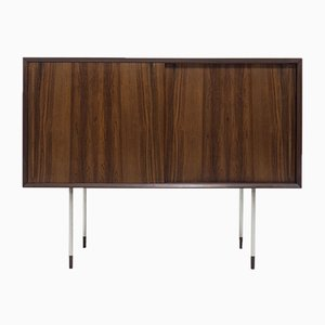 Mid-Century Rosewood Compact Sideboard from H.P. Hansen