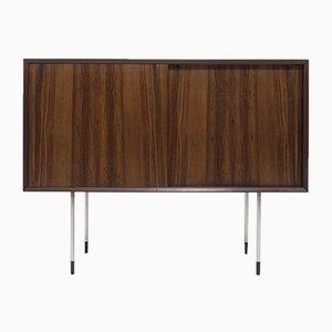 Mid-Century Rosewood Compact Sideboard von H.P. Hansen