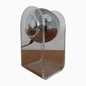 Verstellbare Tischlampe von Gino Sarfatti für Arteluce, 1960er