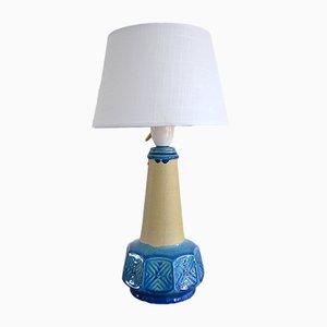 Lampada da tavolo di Nils Kähler, Scandinavia, anni '60