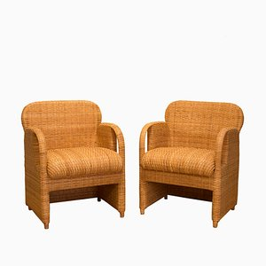 Dining Chairs by Gae Aulenti for Tecno, 1990s, Set of 2