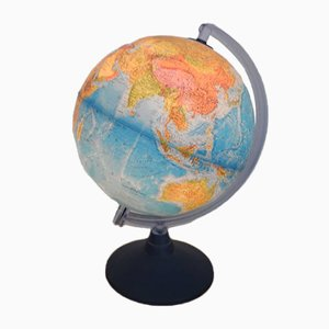 Light Up Globe from Rico Firenze, Italy, 1990s