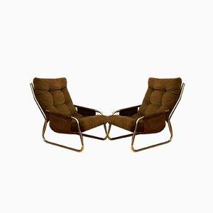 Sessel von Gillis Lundgren für Ikea, 1974, 2er Set