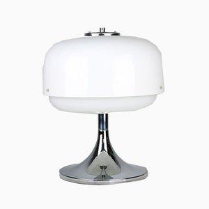 Lampe de Bureau Medusa Mushroom Space Age Mid-Century par Luigi Massoni pour Guzzini