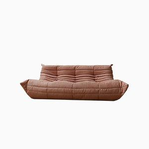 Mid-Century Togo 3-Sitzer Sofa von Michel Ducaroy für Ligne Roset