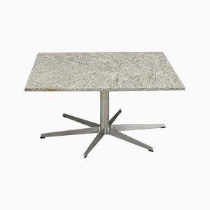 Table Basse Mid-Century par Arne Jacobsen pour Fritz Hansen