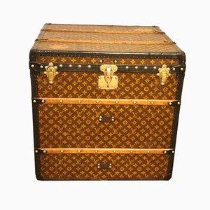 Baule Steamer Cube di Louis Vuitton