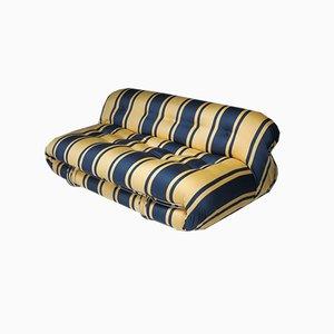 2-Sitzer Soriana Sofa von Tobia & Afra Scarpa für Cassina, 1970er Jahre