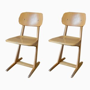 Childrens Chairs from Casala, 1960s, Set of 2