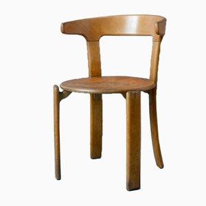 Schreibtischstuhl von Bruno Rey, 1960er
