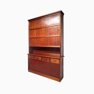 Alacena vintage con puertas correderas, años 60