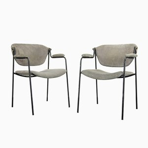 DU 9 Armchairs by Gastone Rinaldi for Rima, 1950s, Set of 2