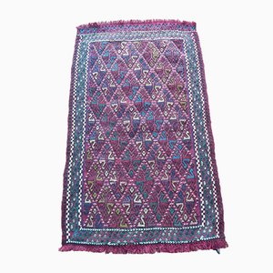 Vintage Turkish Kilim Carpet, 1970s