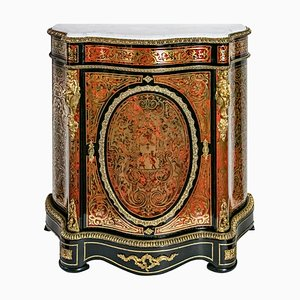 19th Century French Boulle Cabinet